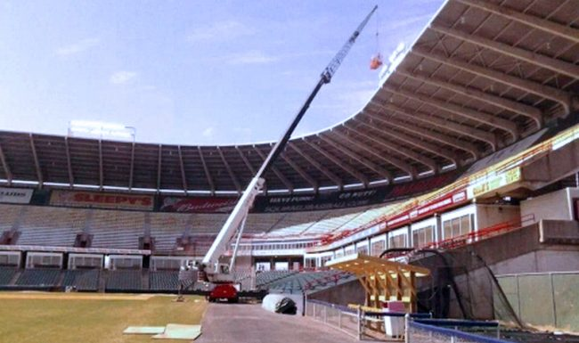 IMS Crane Provides Maintenance