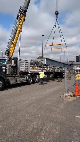 IMS Sets Pipe Bridge