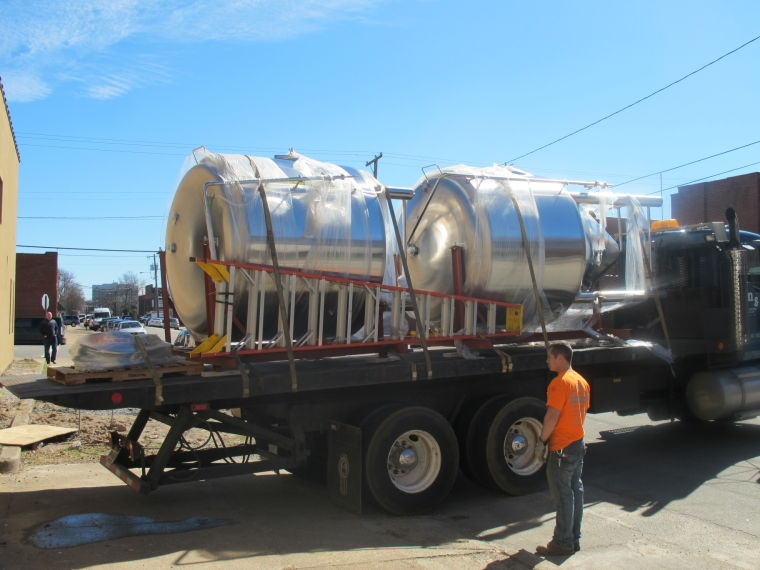 IMS Performs Installs for Ardent Craft Ales Brewery